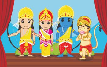 Ramleela 'the soul of Dussehra celebrations'