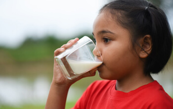 Health Benefits of Milk for Toddlers & Preschoolers